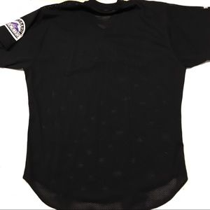 Russell Athletic Shirts - Colorado Rockies Russell Diamond Collection Jersey